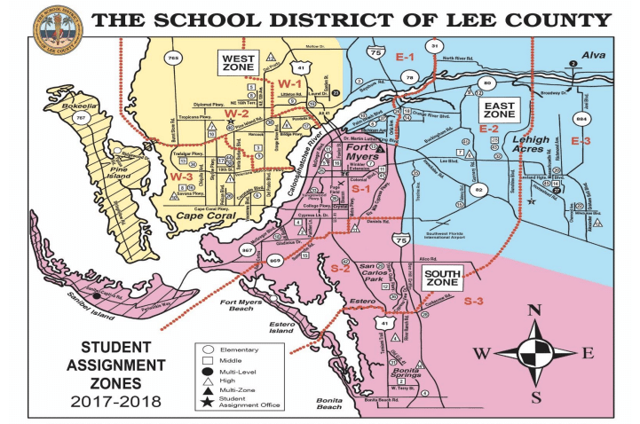 Lee-County-School-Districts